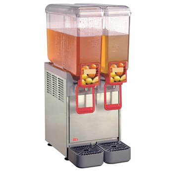 "Machines for COLD DRINKS ""ARCTIC  COMPACT  8/2 inox"""