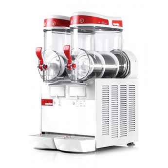 Machine for SLUCH/SHERBET MINI 2 INOX